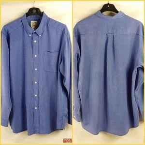 TravelSmith men's large shirt
